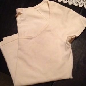 Michael Kors Cream Tee